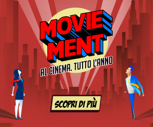Moviement: al cinema tutto l'anno